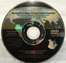 07 08 09 2010 BUICK LUCERNE CX CXL CXS SEDAN NAVIGATION NAV GPS MAP DISC CD DVD