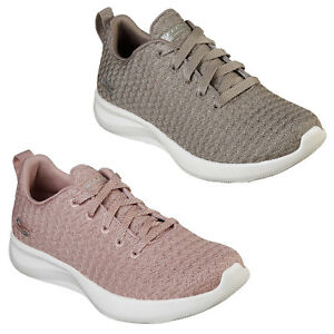 Skechers Bobs Sport Squad 2 - Grand Jubilee Trainers Womens Knit Shoes 32803