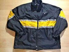Vintage Ralph Lauren Polo Sport Metallic Coat Jacket with Hood Size Large 90's