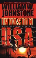 INVASION USA (BOOK 1) By William W. Johnstone **BRAND NEW**