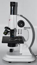MIKO coxmed-3L 100X-1500X monocular microscope+detachable mechanical stage + led