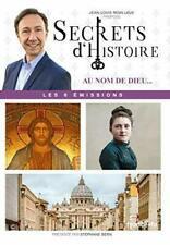 """DVD """"Secrets d'Histoire - au Nom de Dieu""""  NEUF SOUS BLISTER"""