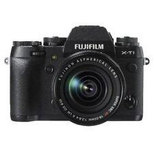 Near Mint! Fujifilm X-T1 with XF 18-55mm R LM OIS Black - 1 year warranty