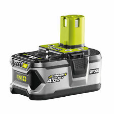 Ryobi RB18L40 18v 4ah Li ion Battery (NEW) **In Stock Now**