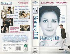 notting hill (1999) vhs UNIVERSAL