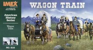 Imex 610 - Wagon Train Set - 1:72