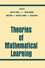 Theories of Mathematical Learning (1996, Paperback)