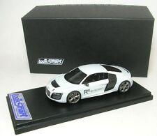 Audi R8 e-tron (blanc glacier)