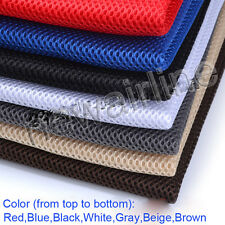 Speaker Cloth Grille Filter Fabric Mesh Red/Blue/Black/White/Gray/Beige/Brown