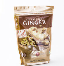 The Ginger People - Crystallized Ginger Gin Gins - 3.5 oz Bag