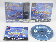 PS1 Playstation 1 Sea Monkeys COMPLETO PAL