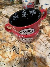 """Thing 1 Thing 2� Two In One Mug Universal Island Of Adventures 2011"