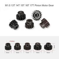 ZD Racing M1.0 13T 14T 15T 16T 17T Metal Pinion Motor Gear for 1/8 RC Car E1K7