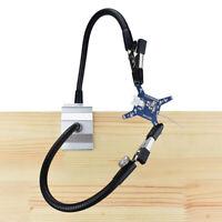 Support bras troisième main bras flexibles aidant kit d'outils pour d'étau pince