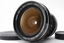【Rare! Leica L39 】 Canon FL 19mm f/3.5 R MF Wide Angle Lens From JAPAN Y3376