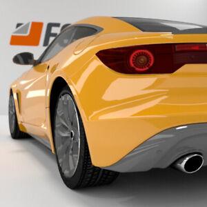 (24,99 EUR/m²) Oracal® 970 RapidAir® Autofolie 020 Goldgelb Glanz 50cm x 152cm
