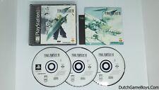 Final Fantasy VII - Playstation 1 - PS1 - NTSC