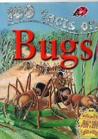 100 Facts on Bugs by Steve Parker (Paperback, 2007)