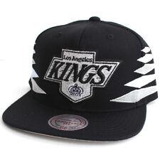 NHL Los Angeles Kings Vintage Mitchell & Ness Solid Diamond Snapback Hat Black