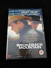 Brokeback Mountain (DVD, New Sealed)
