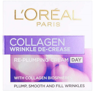 L'Oreal Paris Wrinkle Decrease Collagen Day Cream 50ml
