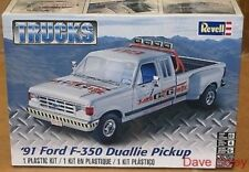 Revell 4376 camiones escala 1:24th serie 1991 Ford F-350 Pickup Duallie