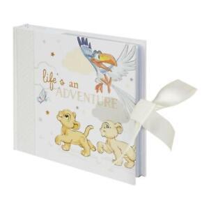 Disney Magical Beginnings Baby Photo Album - Simba