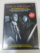 WIRE IN THE BLOOD V THE COMPLETE SERIES FIVE - 2 X DVD + EXTRAS ENGLISH &