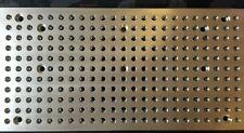"""8/"""" x 12/"""" aluminum Sacrificial fixture plate or mini pallet"""