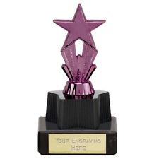Personalised Engraved MicroStar Purple Great Player Team Award