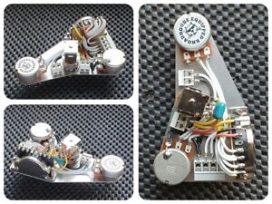 Fender Stratocaster Auto split Humbucker HSH wiring harness loom upgrade kit