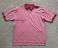 Mens Browning Red Polo Shirt Size XXL NWT $48