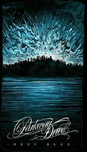 Parkway Drive - Deep Blue - Posterflag  FREE SHIPPING !!!!