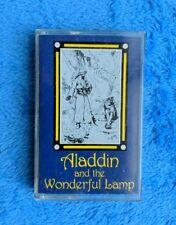 ALADDIN AND THE WONDERFUL LAMP Cassette Tape Fantasy Adventure Story Spoken Word