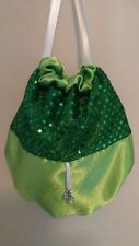 St Patricks day shamrock leprechaun Irish fancy dress unique handbag handmade