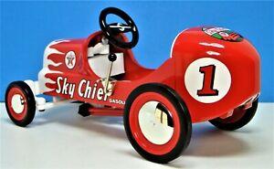 Texaco Oil Gas Promo Ad Vintage Race Car Collector Formula 1 Racing F1I8z4m4p1pg