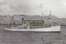 rp10824 - Royal Navy Trawler - HMS Ouse , built 1918 - photo 6x4