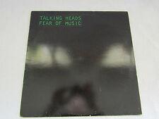 Talking Heads - Fear of Music LP