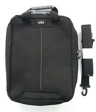 New Victorinox Professional Analyst Expandable Shoulder Bag Tote- Black