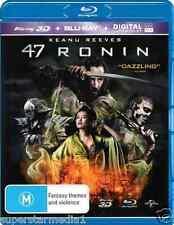 47 Ronin 3D : NEW Blu-Ray 3D