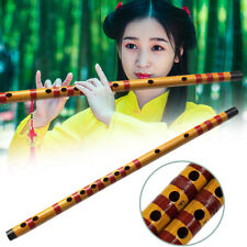 Chinese Flute Bamboo Musical Instrument Handmade for Beginner Students Gifts