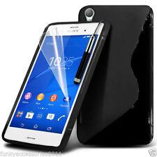 Fundas y carcasas Para Sony Xperia Z5 color principal negro para teléfonos móviles y PDAs Sony
