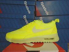 size 40 a65df 81a09 Nike Women Air Max Thea Volt Lime 599409-700 Running Shoe 6.5