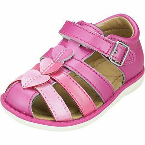 Stride Rite Girl Toddler Fuschia Ankle-High Sandals SZ  8, 9, 10 New