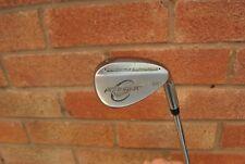 PureSpin Diamond Face 56 Degree Sand Wedge Golf Club REGULAR FLEX STEEL RH USED