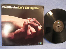The Mission, Let's Get Together, Tribute Records TRI 5002, 1974, Religious, Folk