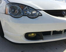 02-07 Acura RSX Yellow Fog light JDM TINT PreCut Vinyl Film Overlays