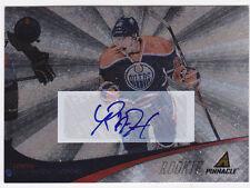 11-12 Pinnacle Ryan Nugent-Hopkins Auto Rookie SP Oilers 2011