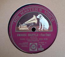 78 Classic Jazz - Duke Ellington Orch.: Swanee Shuffle / Jungle Nights in Harlem