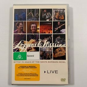 Loggins & Messina Live At The Santa Barbara Bowl (DVD 2006) Region 2,3,4,5